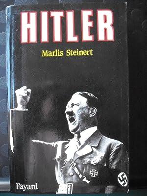 HITLER: Marlis STEINERT