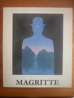 René Magritte - catalogue de l'exposition de