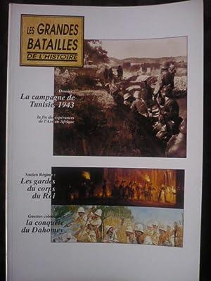 La campagne de Tunisie, 1943 - LES: Thomas André