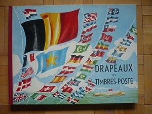 Drapeaux et timbres-poste - Chromos: BLONK A. Dr