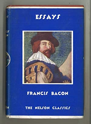francis bacon essays audio