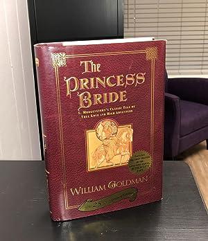 The Princess Bride (25th Anniversary; 1st printing): William Goldman