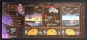 Millennium Midnight ¿ Set of three stamps: Isle of Man