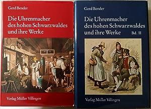 Die Uhrenmacher des hohen Schwarzwaldes und ihre: Bender (Gerd)