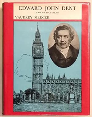 The Life and Letters of Edward John: Mercer (Vaudrey)