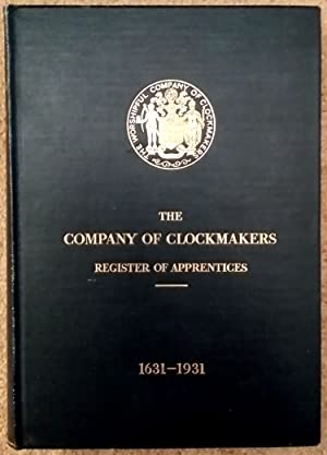 The Company of Clockmakers Register of Apprentices: Atkins (C.E.)