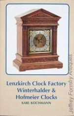 Lenzkirch Clock Factory, Winterhalder & Hofmeier Clocks: Kochmann (Karl)