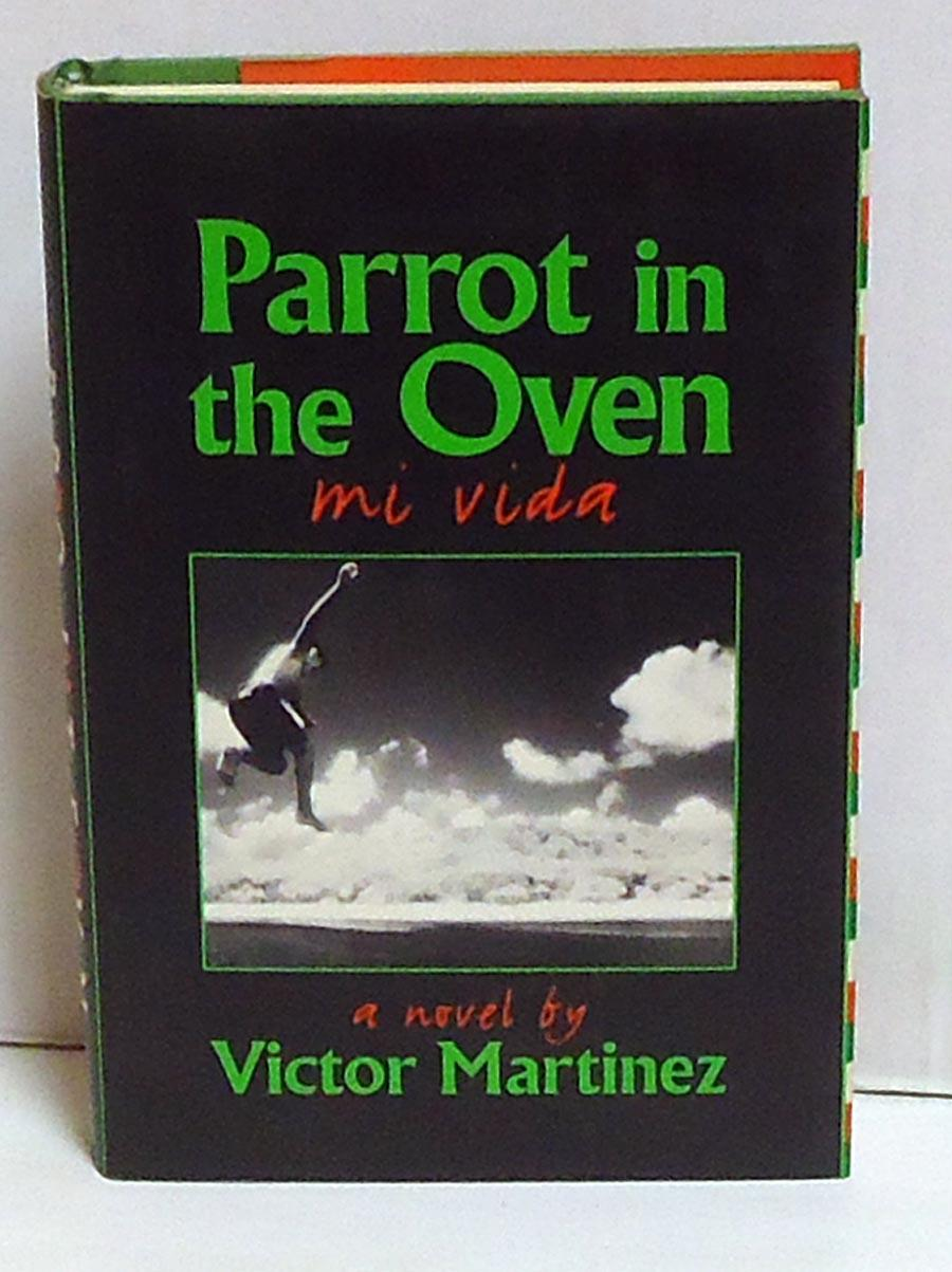 parrot in the oven book