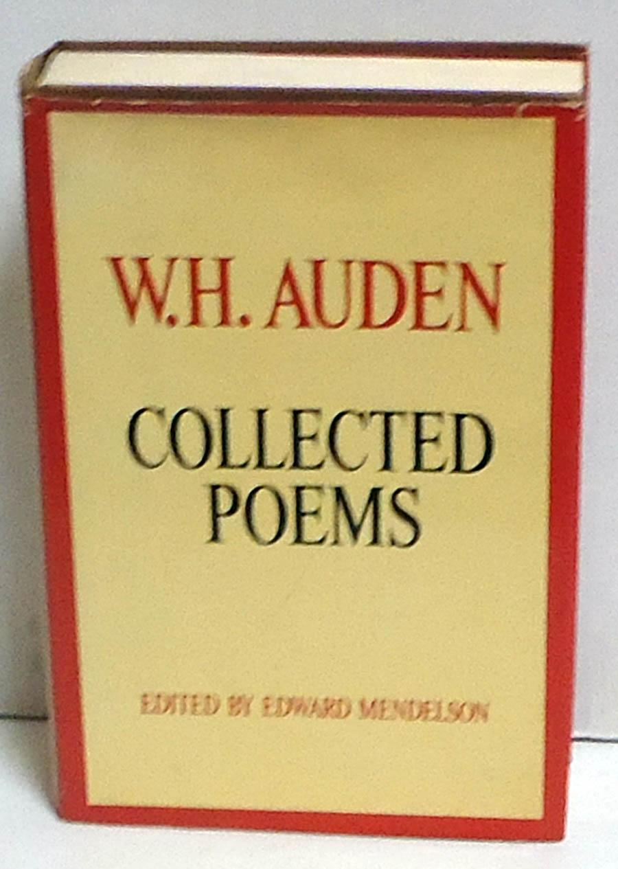 Image result for collected poems auden random house
