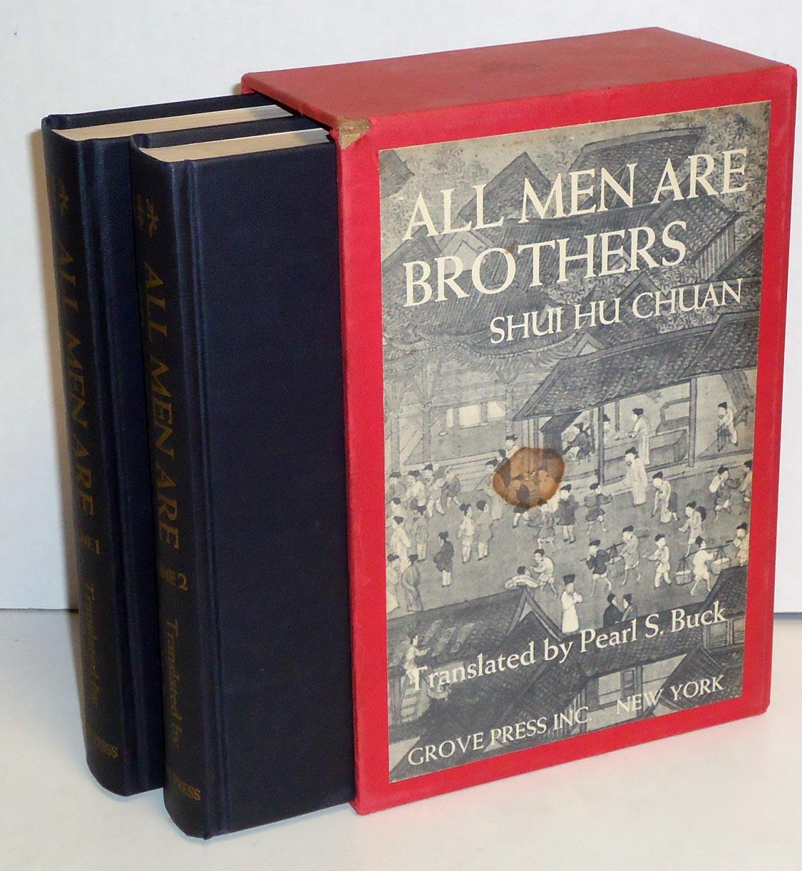All Men Are Brothers Chuan, Shui Hu; Pearl Buck