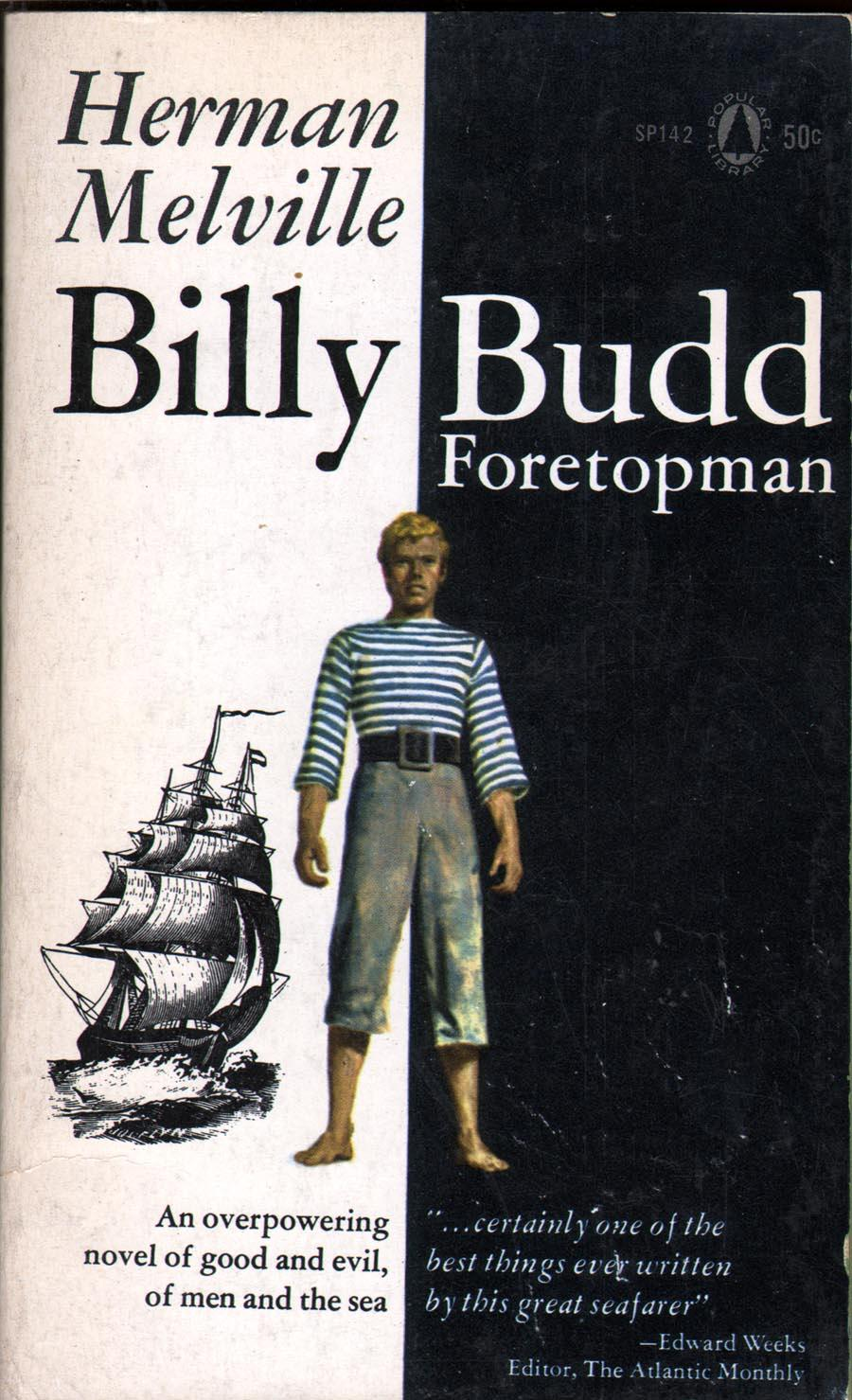 billy budd by melville first edition