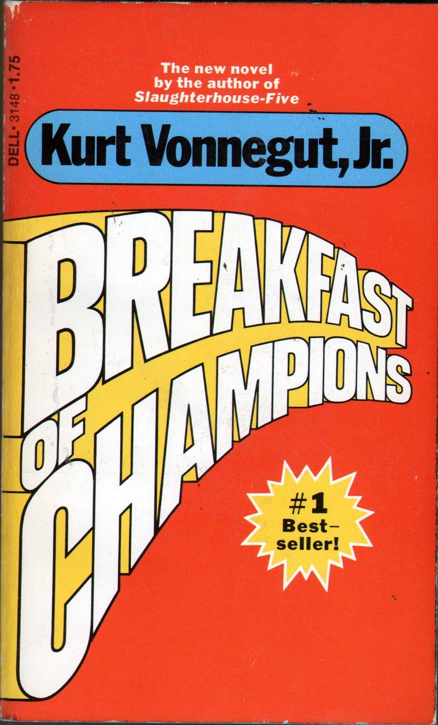 Breakfast of Champions, Kurt Vonnegut, Jr.