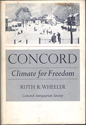 Concord: Climate for Freedom: Wheeler, Ruth R.