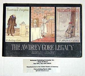 The Awdrey-Gore Legacy: Gorey, Edward