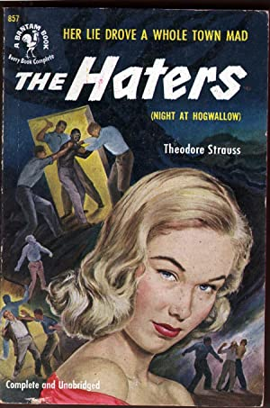 The Haters (Night at Hogwallow): Strauss, Theodore