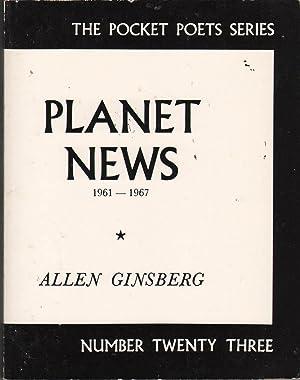 Planet News, 1961-1967: Ginsberg, Allen