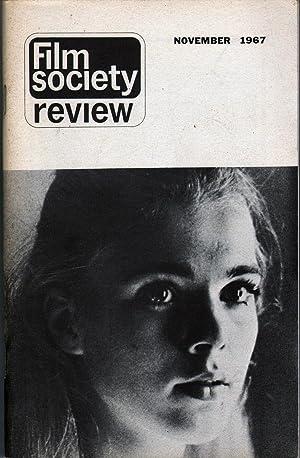 Film Society Review November 1967: Chamberlin, Philip, ed