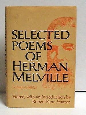 Selected Poems of Herman Melville: Melville, Herman