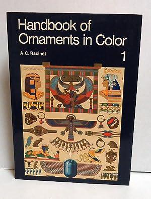 Handbook of Ornaments in Color Vol 1: Racinet, A.