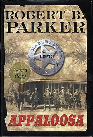 Appaloosa: Parker, Robert B.