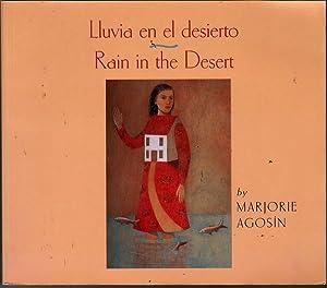 Lluvia En El Desierto: Rain in the Desert: Agosin, Marjorie