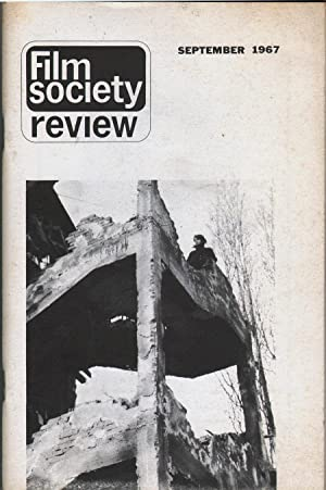 Film Society Review Sept 1967: Chamberlin, Philip, ed