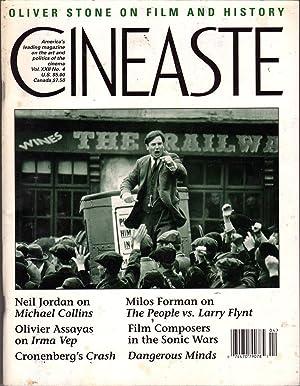 Cineaste Vol XII No 4: Crowdus, Gary, Ed.