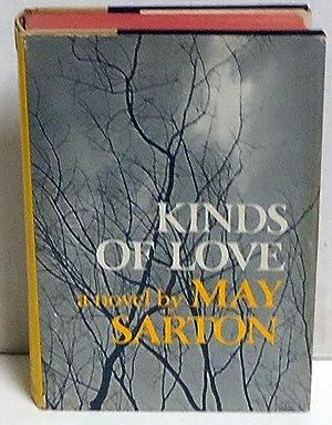 Kinds of Love: A Novel: Sarton, May