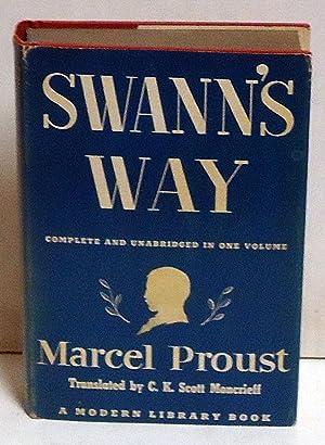 Swann's Way: Proust, Marcel
