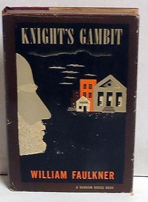 Knight's Gambit: Faulkner, William