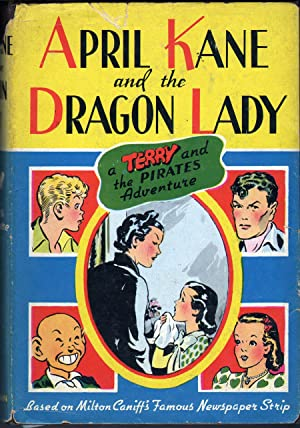 April Kane and the Dragon Lady
