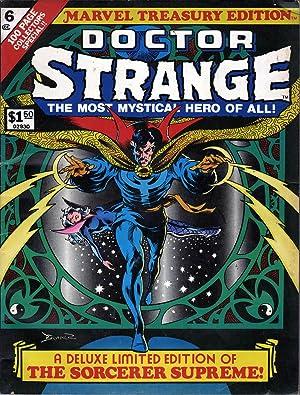 Doctor Strange Marvel Treas Edition No 6: Lee, Stan, Ed.