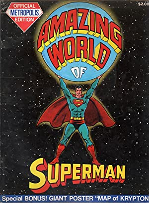 Amazing World of Superman Official Metropolis Edn