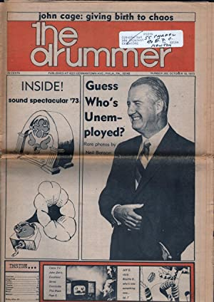The Drummer #265: Wood, Tony, Ed.