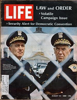 Life Magazine 08/23/1968: Griffith, Thomas, Ed.