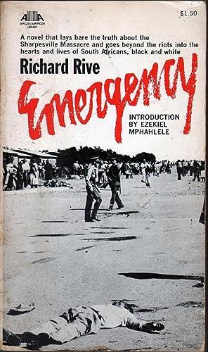Emergency: Rive, Richard