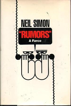 Rumors: A Farce: Simon, Neil