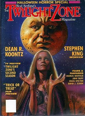 The Twilight Zone Vol 6 No 5: King, Tappan, Ed