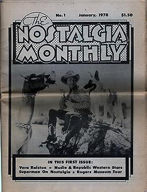 The Nostalgia Monthly No 1: Blair, Earl, Ed.