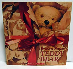 Brown Paper Teddy Bear: Allison, Catherine
