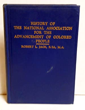 History of the National Association for the Advancement of Colored People: Jack, Robert L.