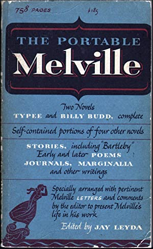 The Portable Melville: Melville, Herman