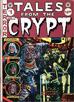 Tales from the Crypt (EC Classics #1): Cochran, Russ, Ed.