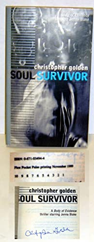 Soul Survivor: Golden, Christopher