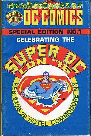 Amazing World of DC Comics Vol 3 Special Edition No 1: Levitz, Paul, Ed.