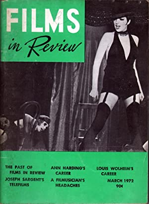 Flims in Review Vol XXIII No 3: Reilly, Charles Phillilps, Ed.