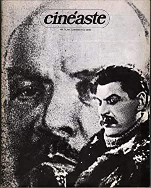 Cineaste Vol 5 No 1: Crowdus, Gary, Ed.