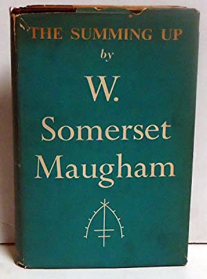The Summing Up: Maugham, Somerset
