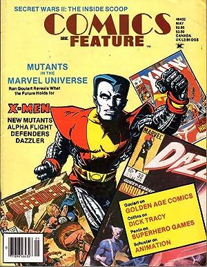 Comics Feature No 35: Schuster, Hal, Ed.