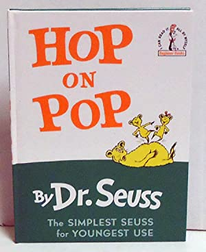 Hop on Pop: Seuss, Dr.;Geisel, Theodore